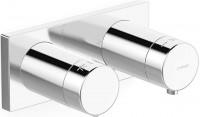 Hansa Fertigmontageset Thermostat-Batterie Hansaliving 4453 9583 verchromt, 44539583
