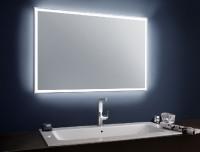 Zierath Lichtspiegel Visibel 10070 PRO BxH: 1000x700, Lux:400, LED, 47 W, VISIBEL10070PRO