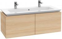 Villeroy & Boch Waschtischunterschrank Legato B22300, Glossy White, B22300DH