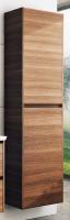 Neuesbad Premium Serie 4 Hängehochschrank, 2 Türen, mit Korb