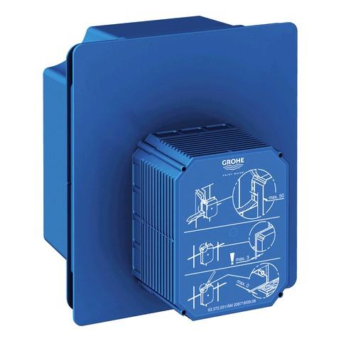 GROHE Urinal-Rohbauset Rapido UMB 38787 für man. Bet./Tectron IR Elektronik 6V