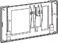 Mepa Sanicontrol Befestigungs-, rahmen für MEPAwave, 590815