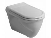 Laufen Wand-Flachspül-WC Vienna weiss