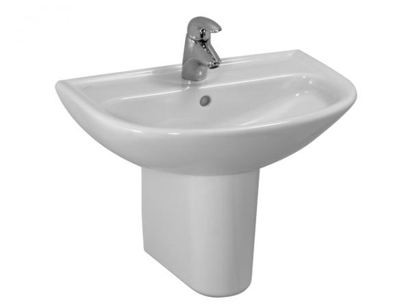 Laufen Waschtisch Compact Laufen Pro B 600x420, weiß, 81495.2, 8149520001041