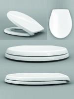 Ideal Standard WC-Sitz Eurovit, Weiß W302601