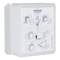 Grohe Revisionsschacht 66791 , 66791000
