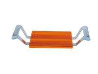 KOH-I-NOOR Leo 5369 Wannensitz, für Wannenbreite 75 cm, glänzend