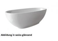 Globo Bowl Badewanne, L:185, B:85cm, VABOCA