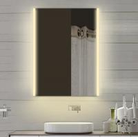 Neuesbad LED Lichtspiegel, Lichtfarbe wählbar, B:600, H:800 mm