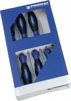 NORDWEST Handel AG Schraubendrehersatz 7 tlg.  TX 8/9/10/15/20/25/30 Mehrkomp.Kraftheft,