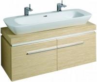 Keramag Waschtischunterschrank Silk 816020, B: 1200, H: 400, T: 470 mm, 816020000