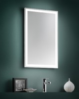 Zierath Lichtspiegel Visibel 4570 PRO BxH: 450x700, Lux:460, LED, 30 W, VISIBEL4570PRO
