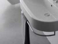 Globo Concept Handttuchhalter, verchromt, SA078
