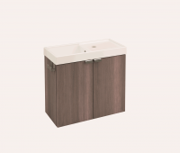 Cosmic B-Box Unterschrank 2 Türen mit Waschbecken, (50 cm), B05010501159