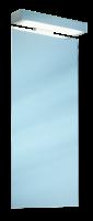 Schneider Lichtspiegel TRI/PKL 40/FL, 1x24W 400x900x45 verchromt, 129.040.01.54