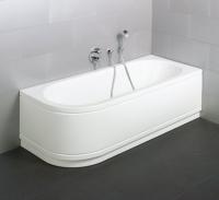 Bette Rechteck-Badewanne Starlet V Comfort 6680, 160x70x42 cm