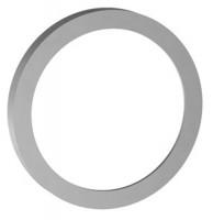 Keuco Verl.-Rosette Armaturenzub.59970, für Flexx Boxx,150/15mm rund,Nickel poliert, 59970040181