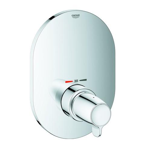 Grohe THM-Zentralbatt. Grohtherm Special 29096 FMS für Rapido T 35 500 000 chrom, 29096000
