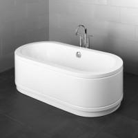 Bette Oval-Badewanne Starlet Oval Komfort 2740, 185x85x42 cm