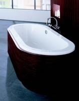 Hoesch Badewanne Scelta oval 2000x900