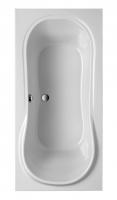 Badewanne Palma 1900x900 mm, weiß