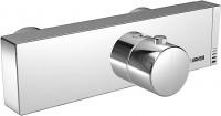 Hansa Brause-Thermostat-Batterie für Wandaufbau Hansacube 5833 verchromt