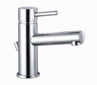 HSK Handwaschbecken-Einhebelmischer Rund, chrom
