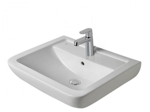 Ideal Standard Waschtisch-Paket EUROVIT PLUS, 600mm, Weiß, K296201