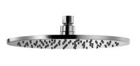HSK Kopfbrause Rund, flach, 400 mm, Höhe: 8 mm
