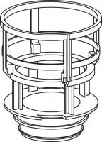 Mepa Ablaufkorb mit Dichtung Glockenkasten