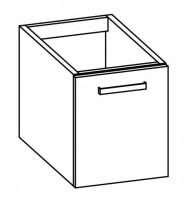 "Artiqua COLLECTION 414 Waschtischunterschrank zu ""Memento""533341 B:350mm 1 Tür"