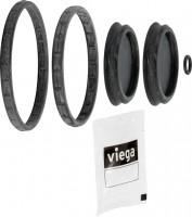 Viega Dichtungsset 4995.94, in DN50 Kunststoff schwarz