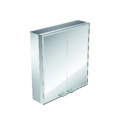 asis LED-Lichtspiegelschrank Prestige Aufputz, 587 mm, mit Radio, Farbwechsel 989706001