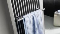 HSK Handtuchhalter, chrom, 401 mm, für Badheizkörper Sky
