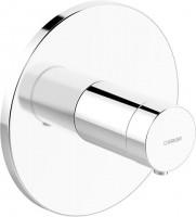 Hansa Funktionseinheit mit Dekorset Thermostatarmatur Hansaliving 4056 verchromt, 40569083