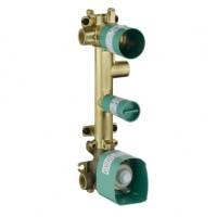 Hansgrohe Thermostatmodul Unterputz Axor Citterio E Grundset 3 Verbraucher, 36708180 , 36708180