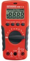 BENNING Elektrotechnik und Multimeter 0,1 mV-1000V DC / 0,1mV-750V AC MM 1-3 Benning, MM 1-3  44