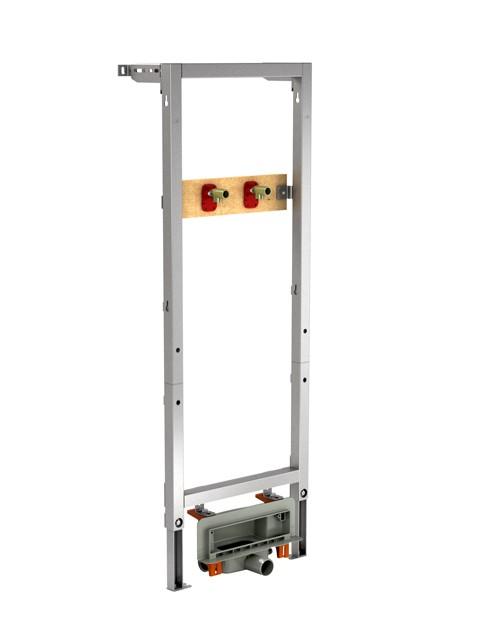 VariVIT Wand-Duschrinne, Compact für AP-Armatur, 549008 549008