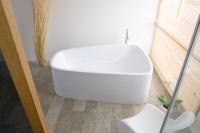 Hoesch Badewanne SingleBath Duo 1786x1162 freist. &