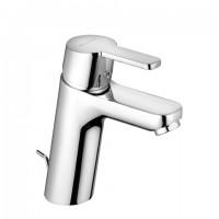 Kludi LOGO NEO XL Waschtisch-Einhandmischer mit Ablaufgarnitur chrom, 372900575