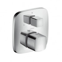 Hansgrohe Thermostat UP PuraVida F-Set chrom