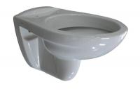Neuesbad 1000 Wand-Tiefspül-WC weiss, Ausladung: 53 cm