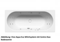 Kaldewei Vivo Aqua Eco Whirlsystem