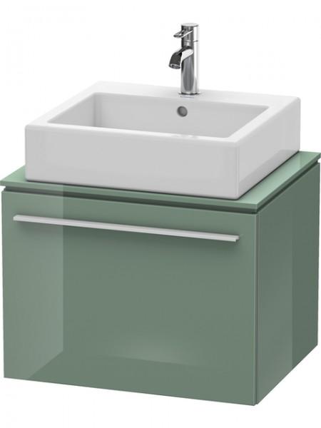 Duravit Waschtischunterschrank für Konsole X-Large T:478, B:600, H:440mm, XL65000 , Front/Korpus: ja