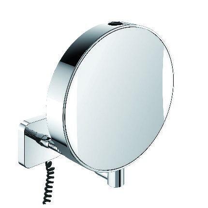 LED Rasier-und Kosmetikspiegel, 3/7-fach, chrom 109500110
