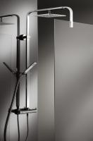 HSK Shower-Set RS 500 Walk In Thermostat, chrom