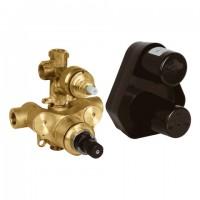 Grohe Thermostat-Wannenbatterie Grohtherm, 34212 Unterputz-Körper ohne Fertigset DN15