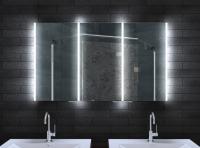 Neuesbad Alu LED Spiegelschrank, B:1400, H:700 mm