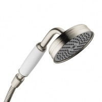 Hansgrohe Handbrause Axor Montreux brushed nickel, 16320820