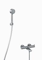 HSK Shower Set 1.09 Rund, chrom